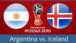 argentina - iceland